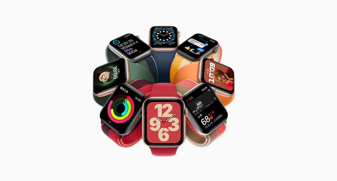 Apple Watch Series 7 正式开售,2999 元起