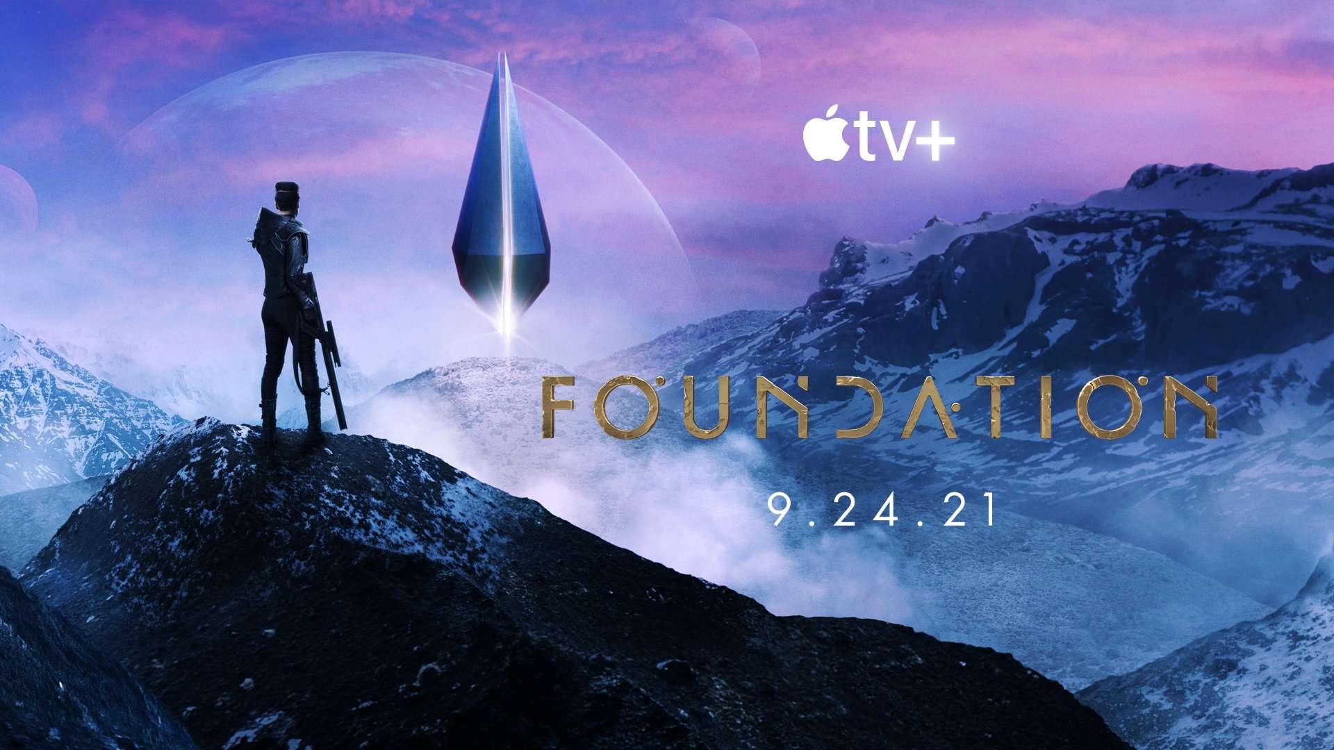 Apple TV+ 高预算科幻剧《基地》9 月开播!
