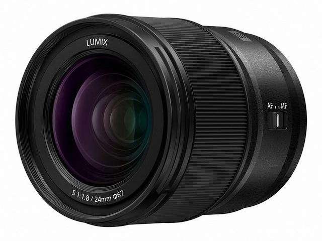 松下发布 LUMIX S 24mm F1.8 镜头
