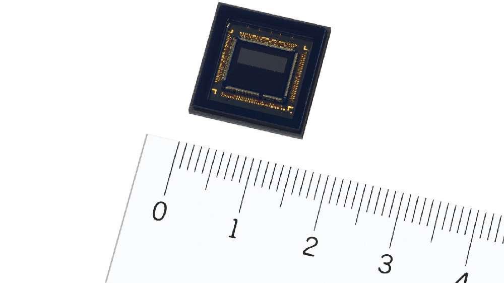 索尼发布:  应用于汽车激光雷达的堆叠式 SPAD 深度传感器